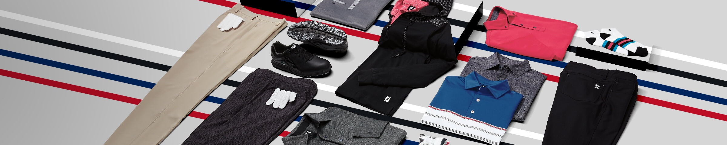 FootJoy 2019 Fall Men's Apparel Collection - Geneva