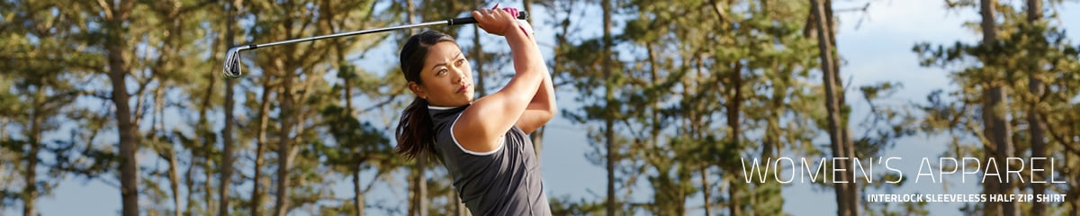 Womens Golf Shirts from FootJoy