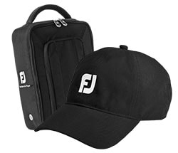 FJ Baseball Cap and Shoe Bag