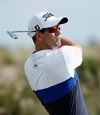 Adam Scott - Players